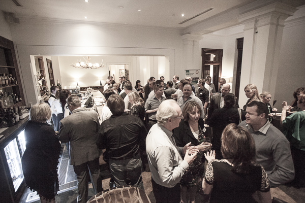The April CIDN event was popular.