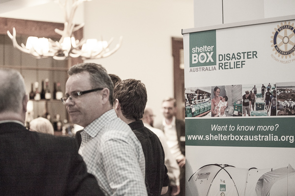 """CIDN helping to support """"The Shelter Box"""""""